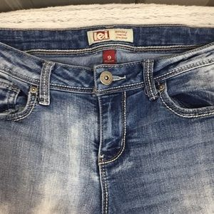 L.E.I jeans